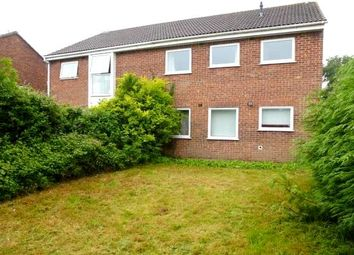 Thumbnail 2 bedroom flat to rent in Walcot Close, Plymouth