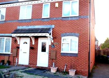 Thumbnail 2 bedroom property to rent in Devey Drive, Tipton