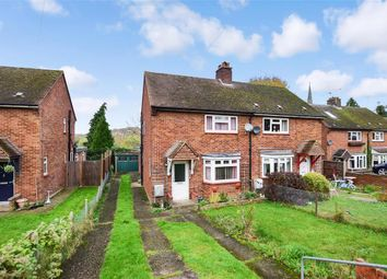 Thumbnail 2 bed semi-detached house for sale in Saddlers Park, Eynsford, Kent