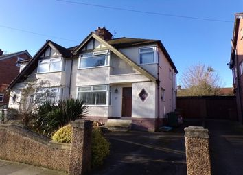 Thumbnail 3 bed property to rent in Kingsville Road, Bebington, Wirral
