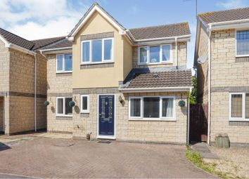 Thumbnail 4 bed detached house for sale in Palmers Leaze, Bradley Stoke