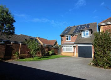 Thumbnail 4 bed detached house for sale in Merlin Way, Kidsgrove, Stoke On Trent