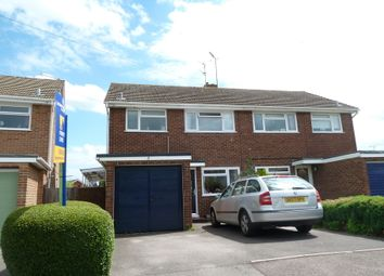 Thumbnail 3 bed semi-detached house for sale in Kimberley Close, Gloucester