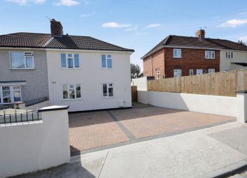 Thumbnail 4 bed semi-detached house for sale in Farleigh Walk, Bristol