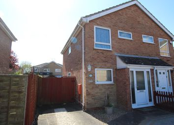 Thumbnail 2 bed semi-detached house for sale in Claygate, Kingsnorth, Ashford