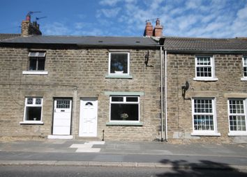 Thumbnail 2 bed terraced house for sale in Institute Terrace, Fir Tree, Crook