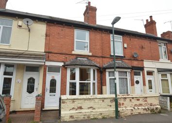 Thumbnail 2 bed terraced house to rent in Repton Road, Bulwell, Nottingham