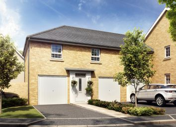 "Thumbnail 2 bed flat for sale in ""Alverton"" at Great Mead, Yeovil"