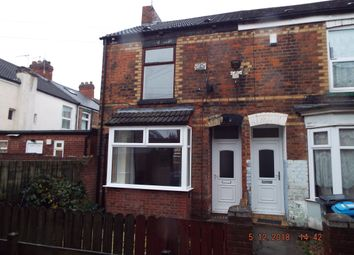 Thumbnail 2 bed terraced house to rent in Fern Grove Folkstone Street, Hull