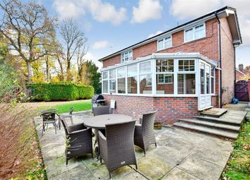 Thumbnail 4 bed detached house for sale in Two Ways, Loxwood, West Sussex
