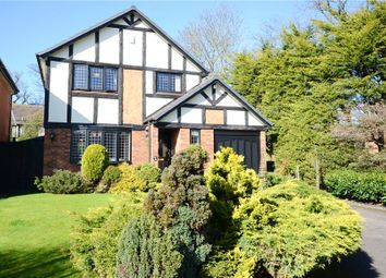 Thumbnail 4 bed detached house for sale in Measham Way, Lower Earley, Reading