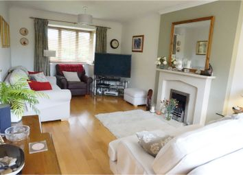 Thumbnail 4 bed detached house for sale in Severn Road, Leicester