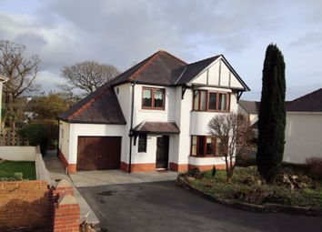 Thumbnail 3 bed detached house for sale in Bronwydd Road, Carmarthen