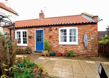 Thumbnail 2 bed bungalow for sale in Old Village Street, Gunness, Scunthorpe