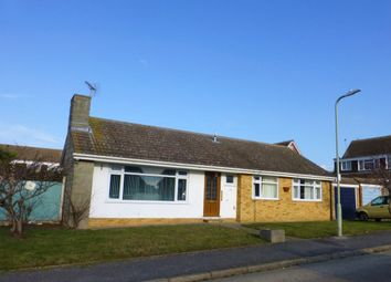 Thumbnail 3 bed bungalow for sale in Caroline Close, Seasalter, Whitstable