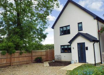 Thumbnail 3 bed detached house for sale in Roses Close, Wollaston, Northamptonshire