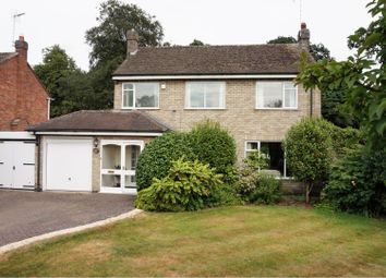 Thumbnail 3 bed detached house for sale in The Spinney, Newark