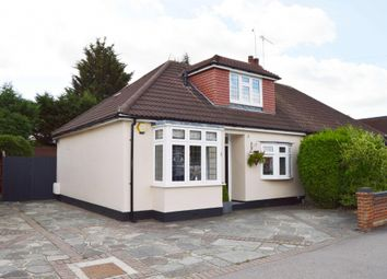 Thumbnail 3 bed semi-detached house for sale in Church Road, Harold Wood, Romford
