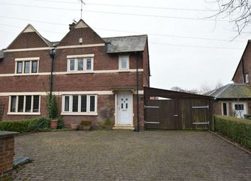 Thumbnail 3 bed semi-detached house to rent in Derby Road, Alfreton, Derbyshire