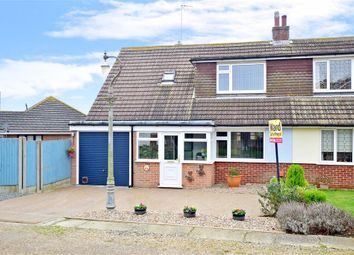 Thumbnail 3 bedroom semi-detached house for sale in Ladysmith Grove, Seasalter, Whitstable, Kent