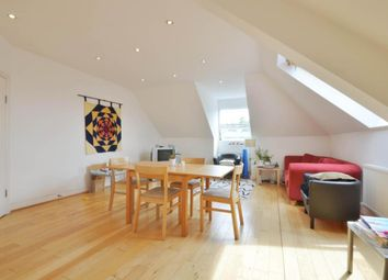 Thumbnail 3 bed flat to rent in Cleve Road, London