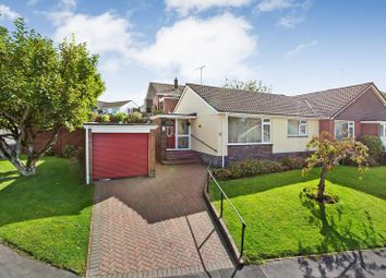 Thumbnail 2 bed semi-detached bungalow for sale in Spurway Road, Tiverton