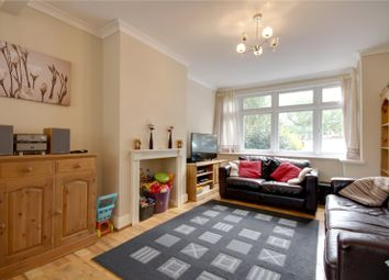 Thumbnail 3 bed semi-detached house for sale in Strodes Crescent, Staines-Upon-Thames, Surrey