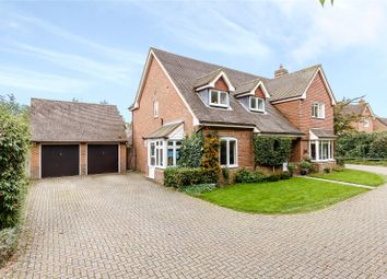 4 bed detached house for sale in Sarum Close, Winchester, Hampshire SO22