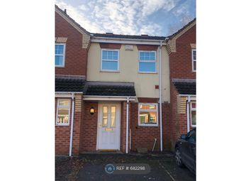 Thumbnail 2 bed terraced house to rent in Foyers Way, Chesterfield