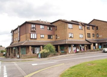 Thumbnail 1 bed flat for sale in Kingfisher Drive, Guildford, Surrey