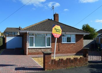 Thumbnail 2 bed detached bungalow for sale in Warwick Close, Milton, Weston-Super-Mare