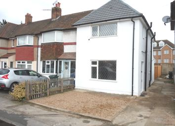 Thumbnail 3 bed end terrace house to rent in Ingram Road, Dartford