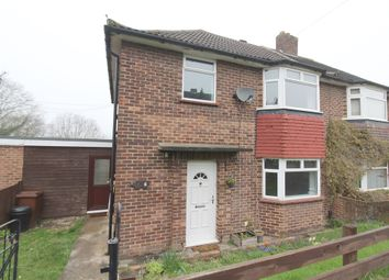 Thumbnail 3 bed semi-detached house for sale in Alamein Avenue, Chatham, Kent.
