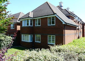 Thumbnail 2 bed flat for sale in Ramsbury Drive, Hungerford