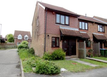 Thumbnail 2 bed end terrace house to rent in Willow Herb Close, Locks Heath, Southampton