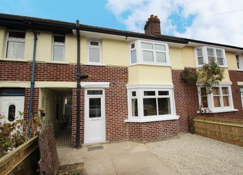 Thumbnail 3 bedroom terraced house for sale in Outram Road, Oxford