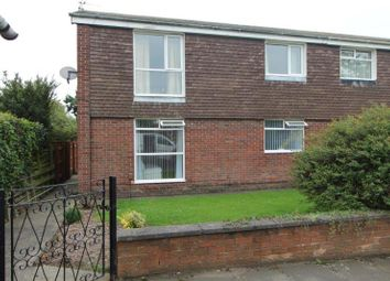 Thumbnail 2 bed flat for sale in Peebles Close, North Shields