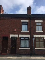 Thumbnail 2 bed terraced house to rent in Spode Street, Stoke, Stoke-On-Trent