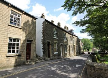 Thumbnail 1 bed end terrace house for sale in Church Street, Glossop