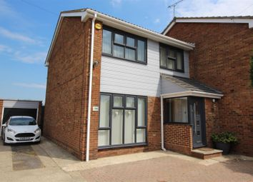 Thumbnail 3 bed semi-detached house for sale in Furtherwick Road, Canvey Island