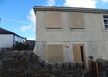Thumbnail 2 bed semi-detached house for sale in Marine Gardens, Morrab Road, Penzance