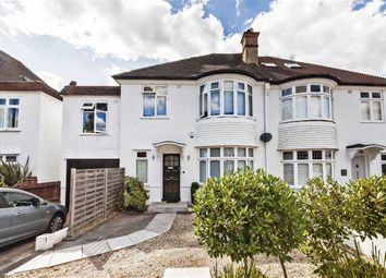 Thumbnail 2 bed flat for sale in Hoadly Road, London
