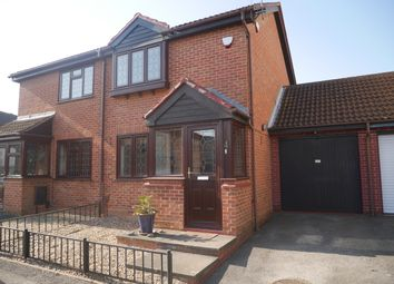 Thumbnail 2 bed semi-detached house to rent in Westlake Close, Hayes