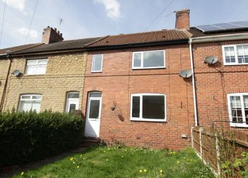 Thumbnail 3 bed terraced house to rent in Newstead Ave, Fitzwilliam, Wakefield