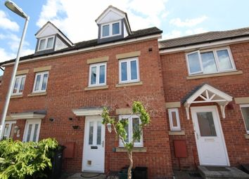 Thumbnail 4 bed town house to rent in Griffen Close, Bridgwater
