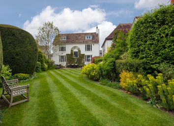 Thumbnail 5 bedroom detached house for sale in Chapel Street, Duxford, Cambridge