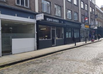 Thumbnail Commercial property to let in Heneage Street, London