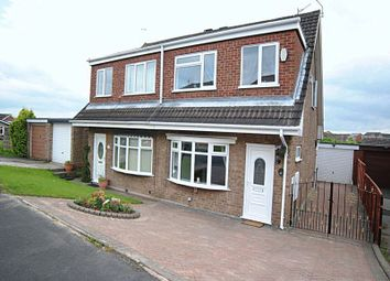 Thumbnail 3 bedroom semi-detached house for sale in Webster Avenue, Parkhall, Stoke-On-Trent