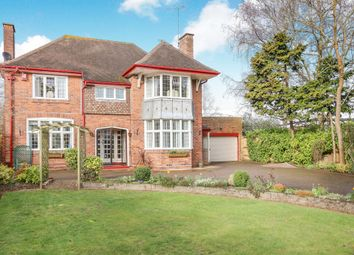 Thumbnail 3 bed detached house for sale in Pinewoods Avenue, Hagley, Stourbridge