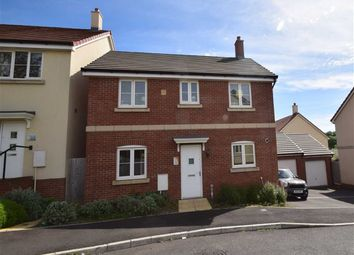 Thumbnail 3 bed detached house for sale in Medlar Close, Bristol